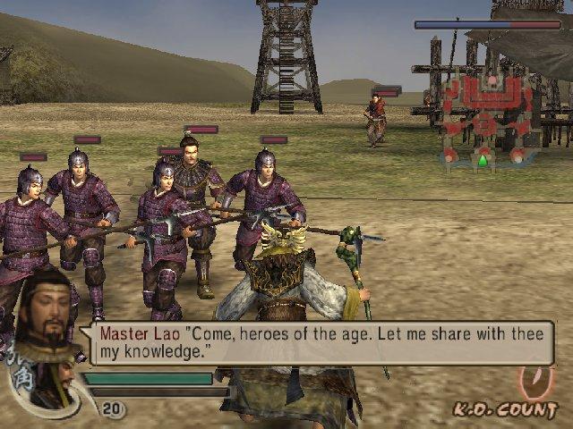 dynasty warriors 5 empires psp iso